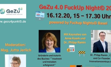 Fuck-up Night von GeZu 4.0